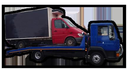 эвакуатор грузовика